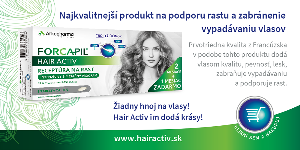 FORCAPIL HAIR ACTIV 3