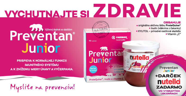Preventan junior Farmax