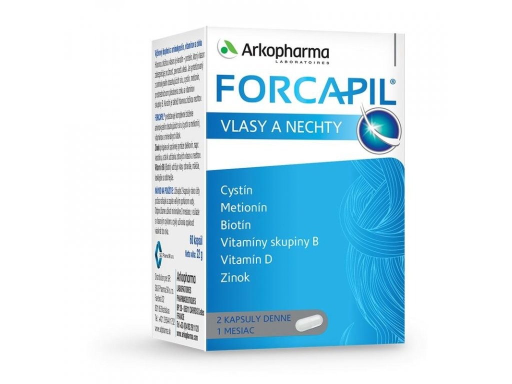 FORCAPIL cps 60 ks