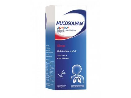 sirup mucosolvan junior 100 ml ilieky