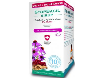 Dr weiss stoppbacil 300 ml ilieky com