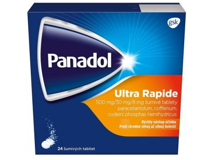 panadol ultra rapide sumivy 24 ilieky