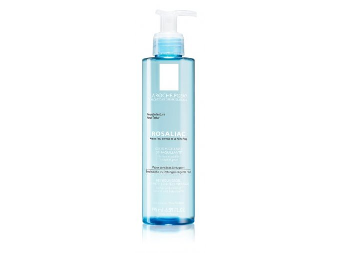 la roche posay rosaliac micellar make up removal gel 195ml odlicovaci gel ilieky