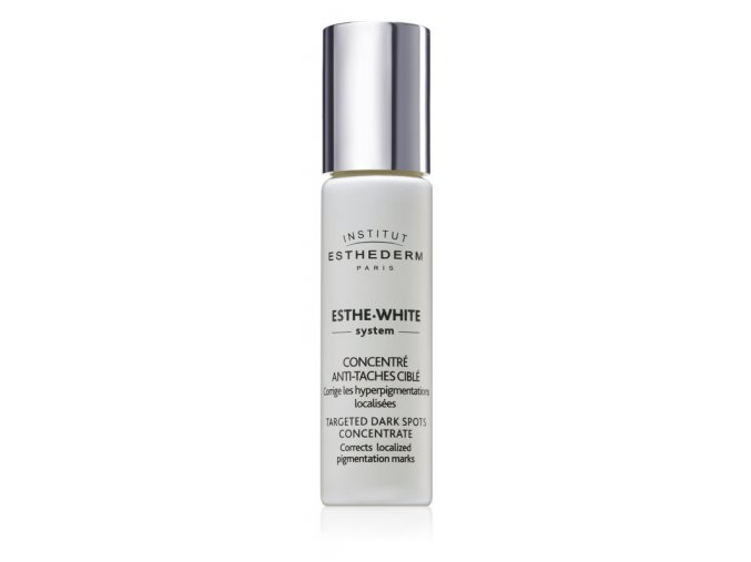 5362 institut esthederm esthe white targeted dark spots concentrate bieliace serum pre lokalne osetrenie 9ml ilieky