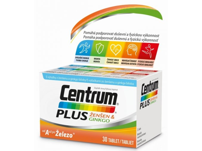 6615 centrum plus zensen ginkgo 30 tablet ilieky