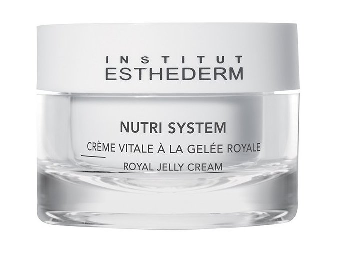 447 institut esthederm paris nutri system royal jelly vital cream 50 ml ilieky