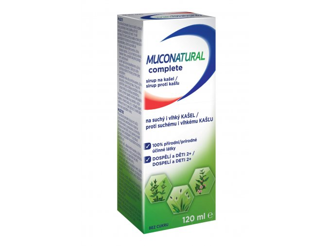 muconatural complete sirup prirodny 120ml ilieky