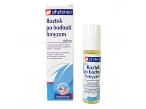 phyteneo roztok po bodnuti hmyzem roll on 10ml ilieky