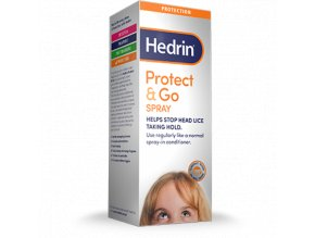 Hedrin Protect and Go 120ml ilieky