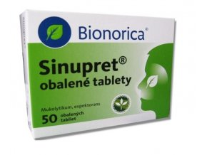 sinupret 50 tabliet ilieky