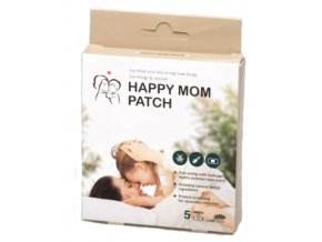 happy mom patch hydrogelova naplast.po injekci ustipnuti ilieky