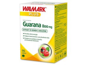 11271 walmark guarana 800 mg 90 tabliet ilieky