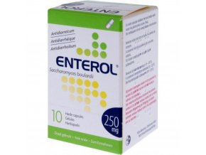 enterol 250mg kapsuly 10 ks ilieky