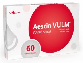 vulm aescin 60 tabliet 30mg ilieky