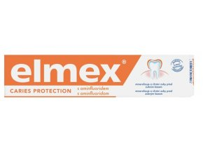 elmex caries protection 75 ml zubna pasta ilieky