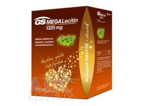 12531 gs megalecitin 1325mg 130 tabliet ilieky