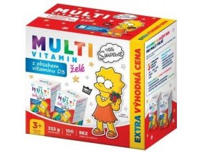 12561 vitar multivitaminy simpsons 100ks ilieky