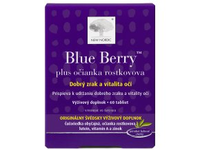 12753 new nordic blue berry dobry zrak 60 tabliet ilieky