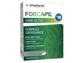 forcapil hair activ ilieky 30 tabliet