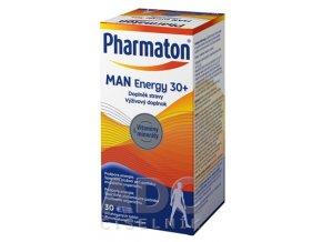18803 pharmaton man energy 30+ 30tabliet ilieky