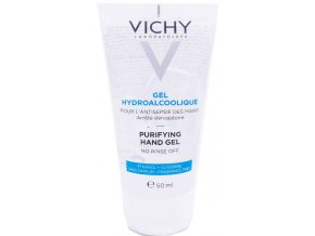 VICHY GEL hydralcoolique purifying hand gel 50ml ilieky