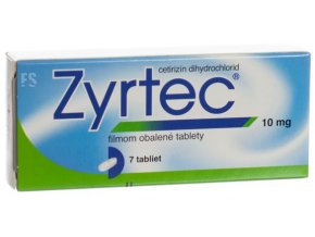 19265 zyrtec7 tabliet 10 mg ilieky