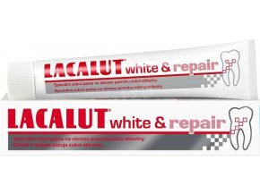 19379 lacalut white repair zubna pasta 75ml ilieky
