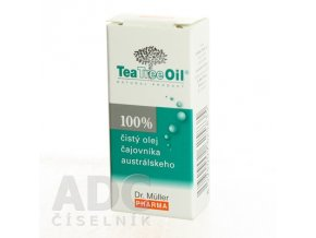 22888 dr.muller tea tree oil 10ml ilieky