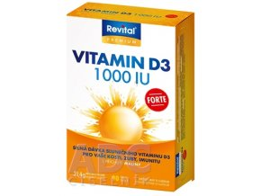 23255 revital vitamin d3 1000iu 90 tabliet ilieky
