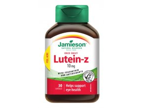 Jamieson Lutein Eye support 30cps TID 064642048837