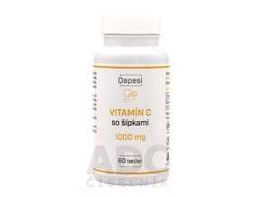 26113 dapesi vitamin c 1000mg so sipkami 60 tabliet ilieky