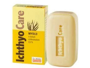 26923 dr.muller ichthyocare mydlo 90g ilieky