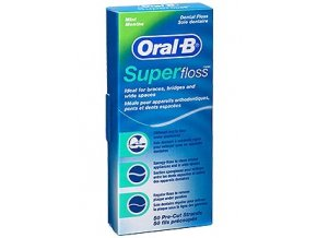 27109 oral B super floss zubna nit ilieky