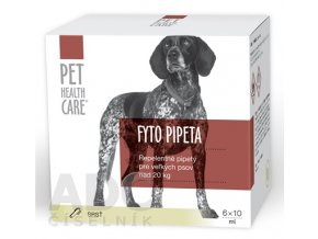 27373 pet health care fyto pipeta psy nad 20kg ilieky