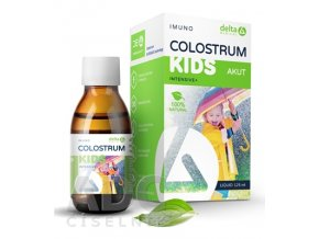 28462 delta colostrum kids akut natural 125ml ilieky