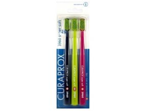 curaprox cs 3960 super soft ilieky 2+1
