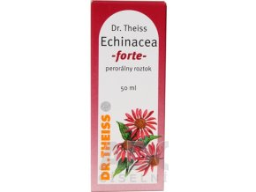 Dr.Theiss Echinacea Forte kvapky 50 ml