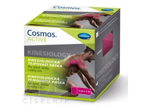 522241Cosmos ACTIVE KINESIOLOGY pink