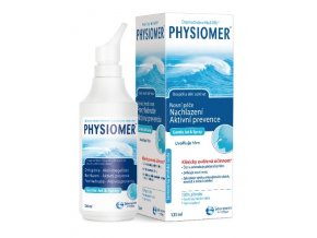 physiomer gentle jet nosovy izotonicky 135 ml ilieky