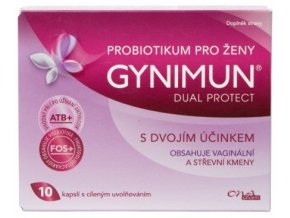 gynimun dual protect 10 ks ilieky