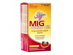 mig junior 2% 100 ml ilieky