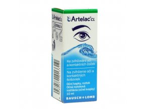 artelac cl ilieky 10ml