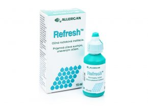 refresh ocne kvapky 15ml ilieky