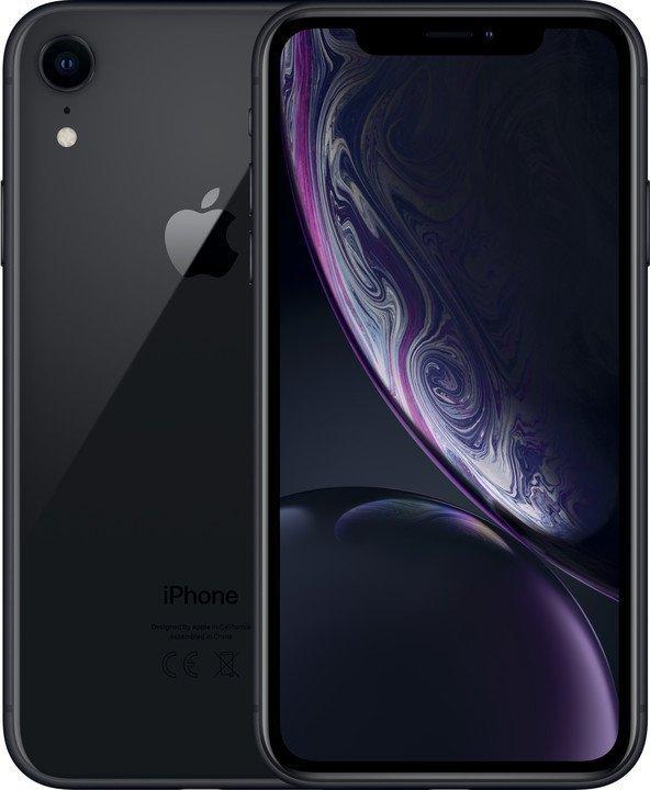 iPhone XR 64GB černá