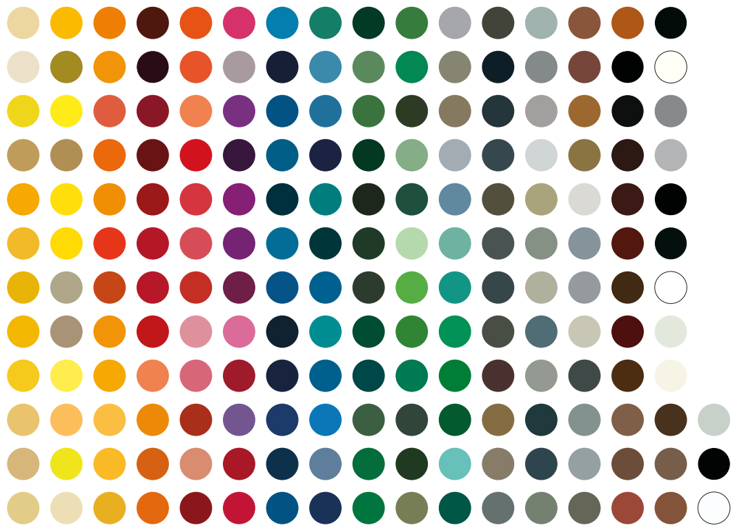 ilve-ral-colors