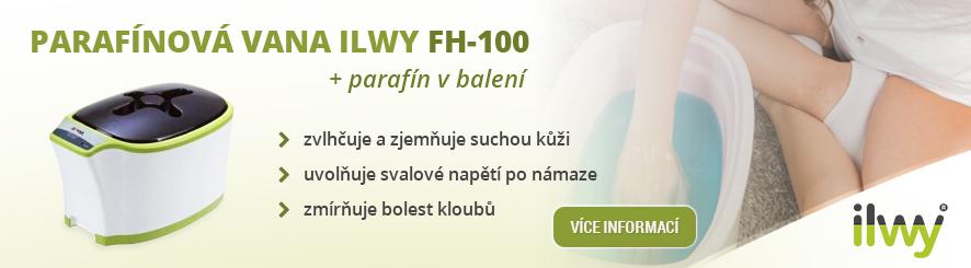 parafínová vana ilwy FH100