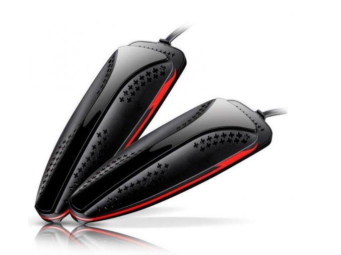 Elektrický vysoušeč bot/rukavic ILWY 718A (Barva Černá)