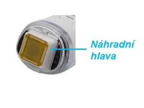 Náhradní hlava s elektrodami k RF přístroji Ilwy FaceCare