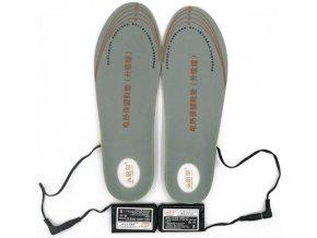 Vyhřívané vložky do bot WS 3600mAh