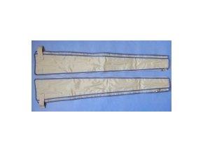 Nástavné dílce pro lymfodrenáž Q-6000 PLUS/L (Velikost 6)